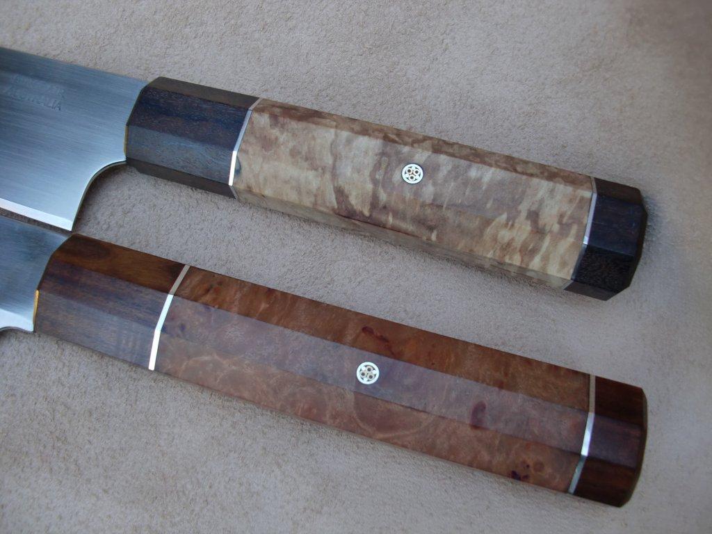23 Chef's Gyuto handles .JPG