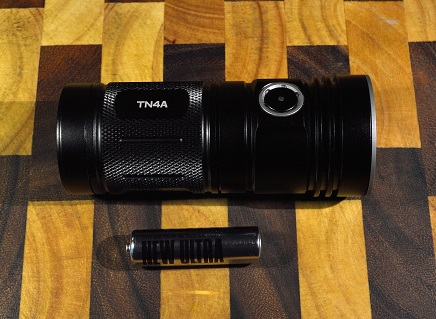 Thrunite TN4A Flashlight review(PIC Heavy)